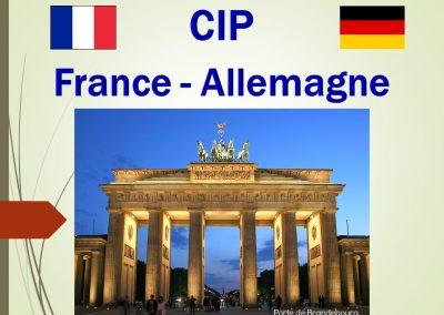 France – Allemagne