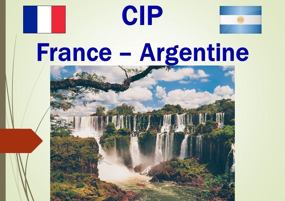 France – Argentine