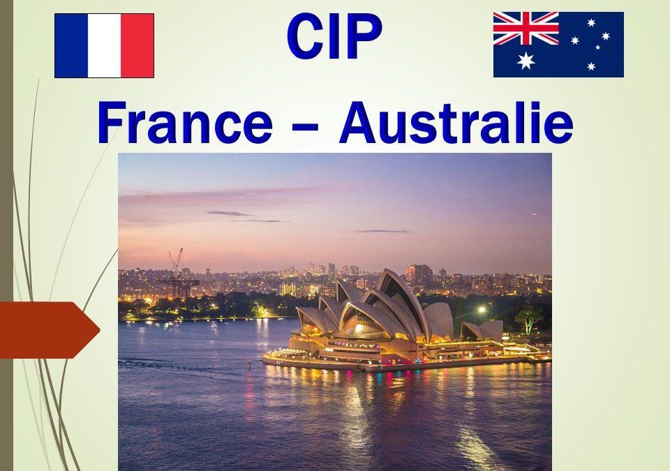France – Australie