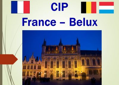 France – Belgique – Luxembourg