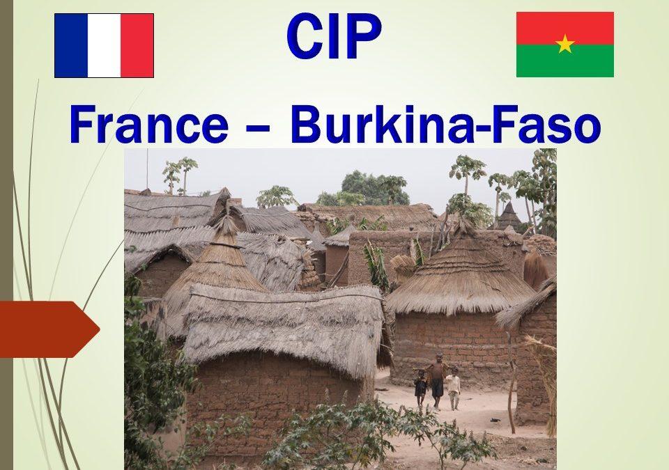 France – Burkina-Faso