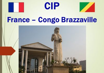 France – Congo Brazaville