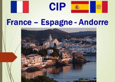 France – Espagne – Andorre