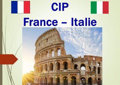 France – Italie