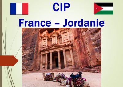 France – Jordanie
