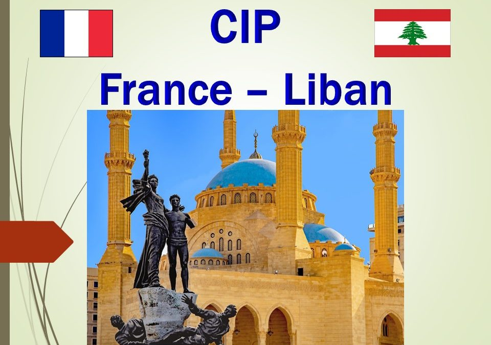 France – Liban