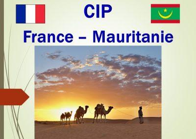 France – Mauritanie