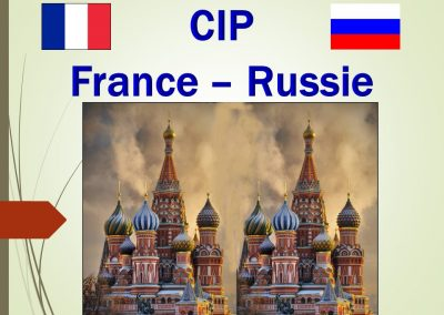 France – Russie