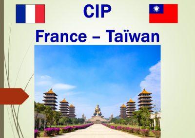 France – Taïwan