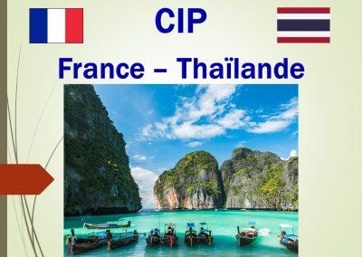 France – Thaïlande