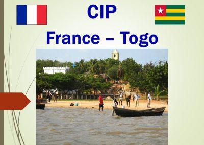 France – Togo