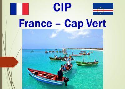 France – Cap Vert
