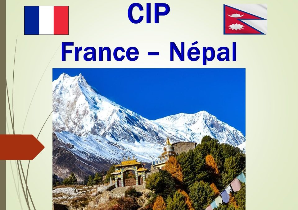 France – Népal